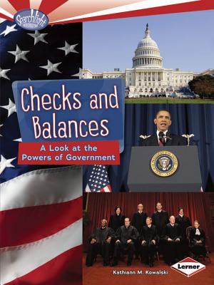 Checks and Balances By Kowalski, Kathiann M.
